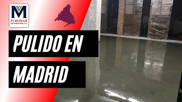 Hormigón Pulido Madrid